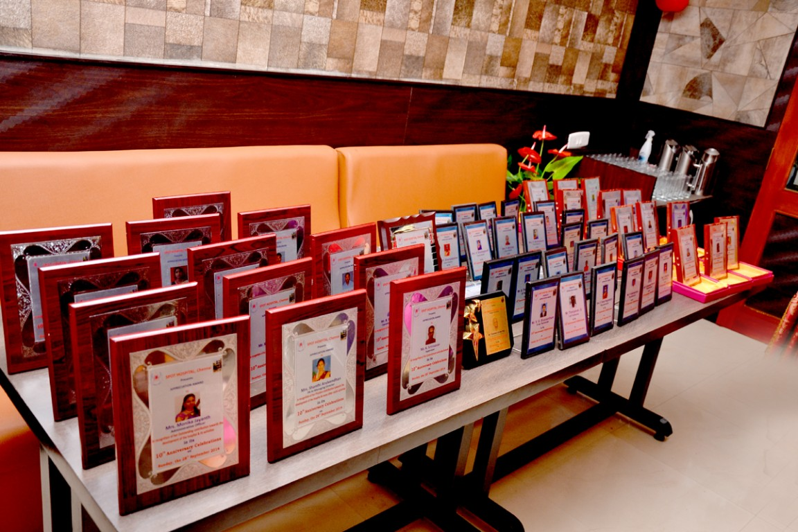 X Anniversary of SPOT Hospital & CME at Hotel Green Park Chennai